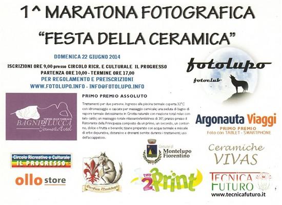 Tecnica Futuro sponsorizza la Maratona Fotografica a Montelupo Fiorentino
