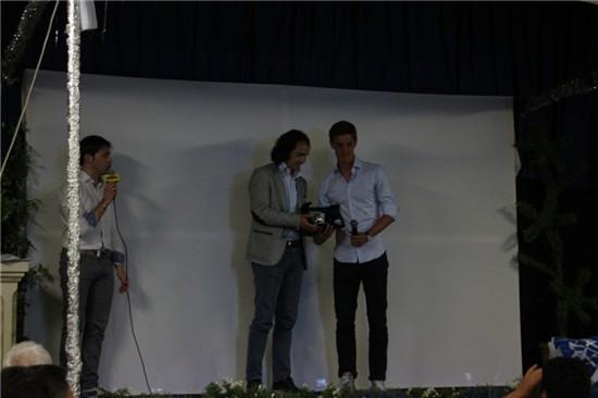 Assegnato il Premio Leone d'Argento 2014 – Tecnica Futuro sponsor ufficiale