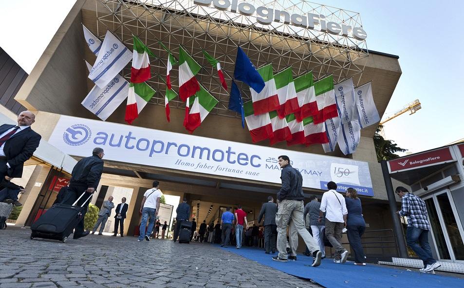 """Dal 22 al 26 Maggio 2013 a Bologna c'è """"Autopromotec"""""""