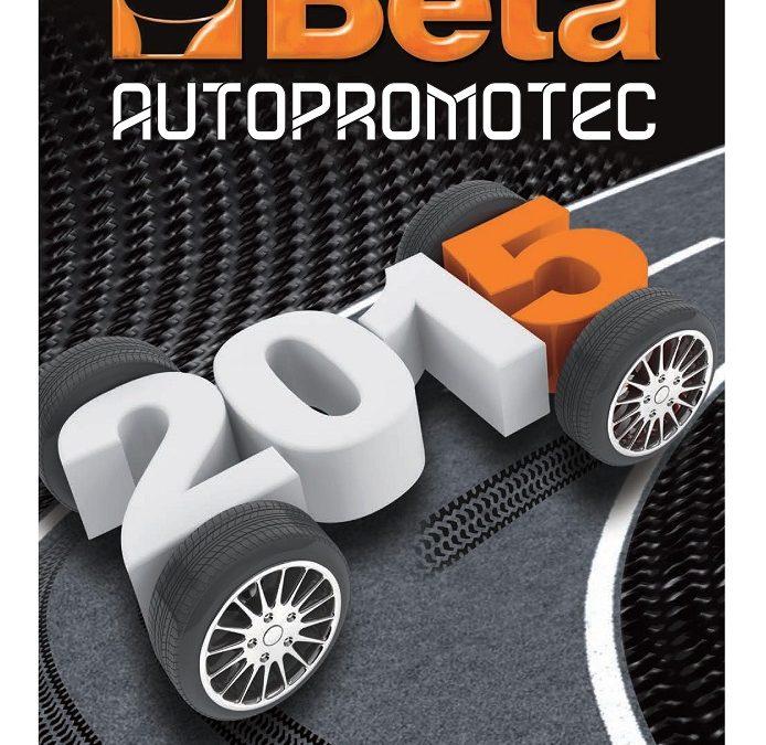 Promo | Beta Utensili NOVITA' AUTOPROMOTEC 2015 fino al 31 dicembre 2015