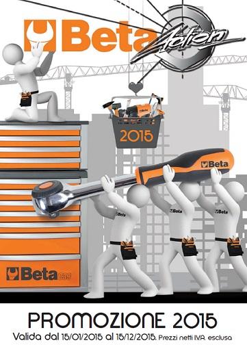Promo | Beta Utensili BETA ACTION 2015: grandi occasioni fino al 15 dicembre 2015