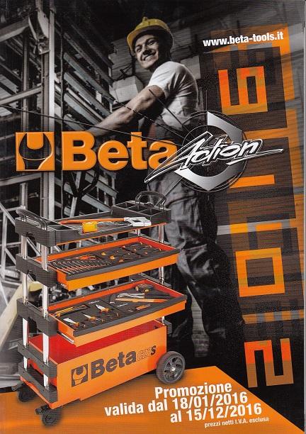 PROMO | Ecco la Beta Action 2016: le imperdibili promozioni di Beta Utensili