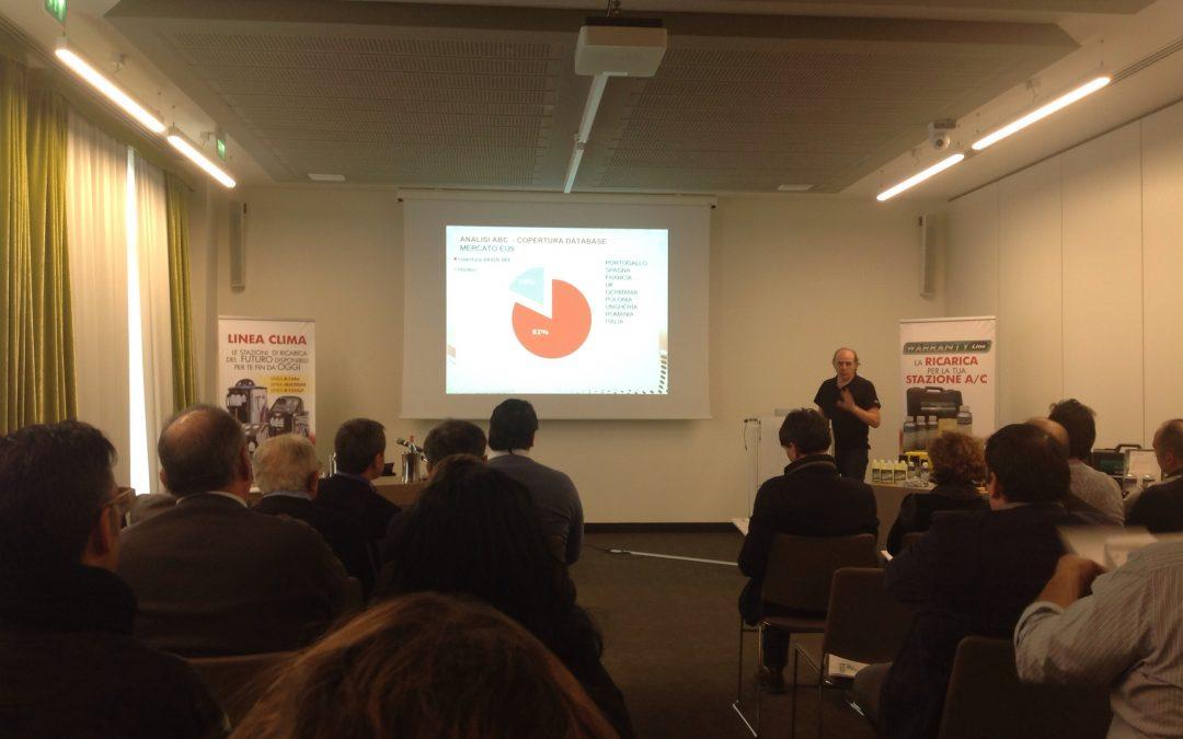 Tecnica Futuro presente al Meeting Nord Italia Brain Bee