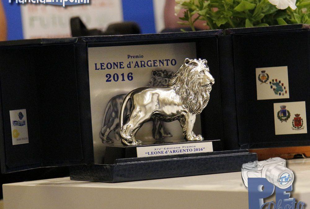 Premio Leone d'Argento 2016 | Vince Riccardo Saponara, grande serata con quasi 400 persone in sala. Differita tv su Antenna5.