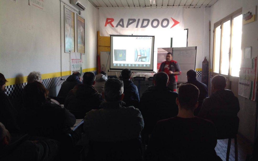 CORSO ONLINE RAPIDOO | Diagnosi e service dei sistemi AdBlue