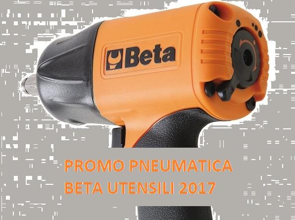 PROMO | Pneumatica Beta Utensili 2017