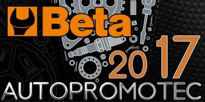 PROMO | BETA AUTOPROMOTEC 2017: novità a prezzi incredibili!