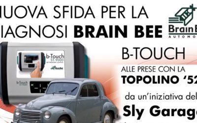 NEWS   L'impresa di Sly Garage con il BTouch messo in funzione da Tecnica Futuro