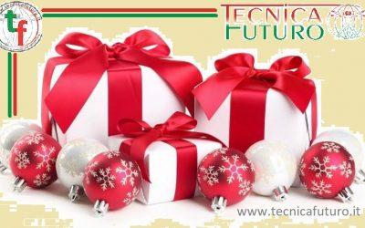 Tecnica Futuro Augura Buone Feste!