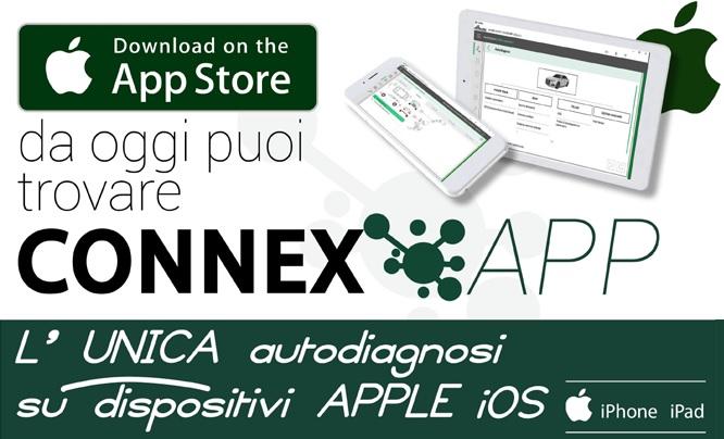 NOVITA' | BRAIN BEE – Nasce Connex App: la prima autodiagnosi realizzata per dispositivi iOS