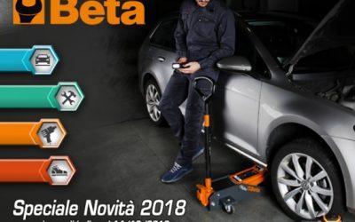 PROMO   Tecnica Futuro presenta le novità 2018 di Beta Utensili
