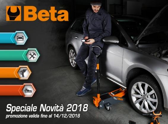 PROMO | Tecnica Futuro presenta le novità 2018 di Beta Utensili