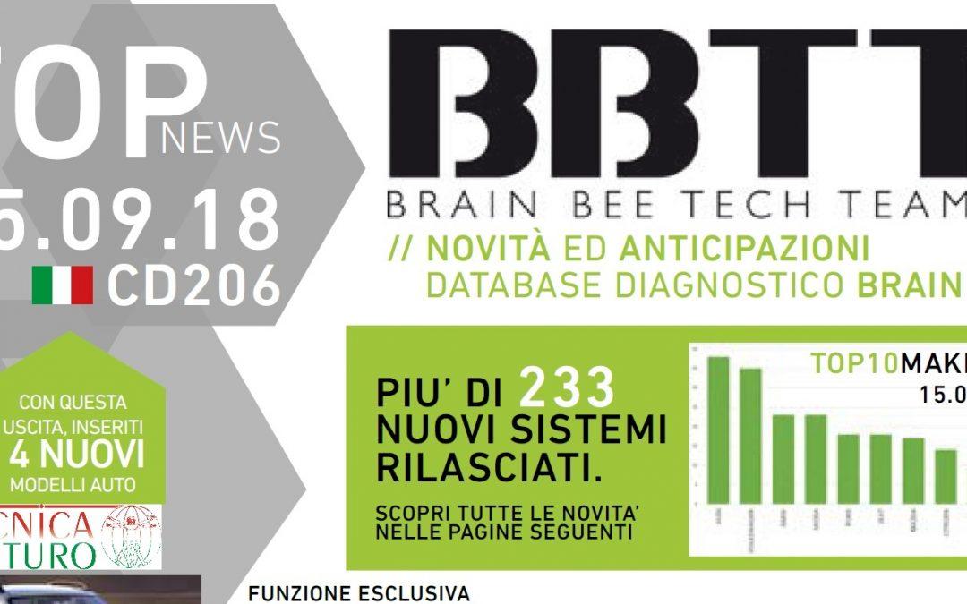 TECH NEWS | Disponibile online aggiornamento Brain Bee Versione 2016
