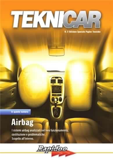 Volume 2 - Airbag: Analisi dei sistemi e funzionamento