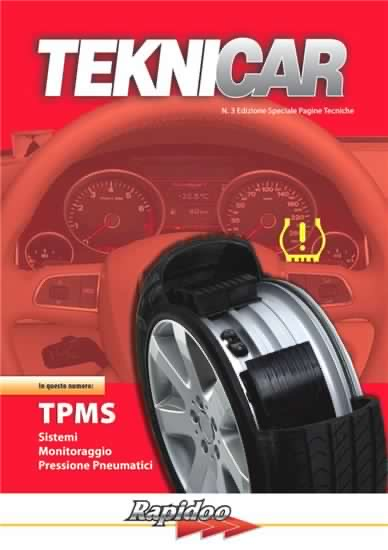 Volume 3 - TPMS Sistemi Monitoraggio pressione pneumatici