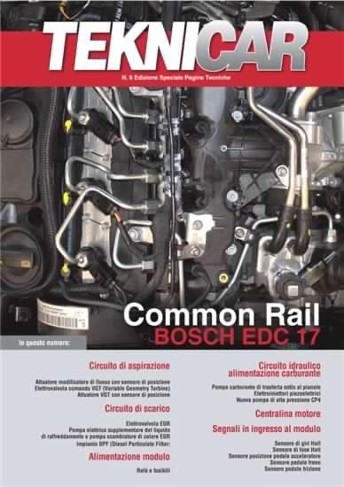 VOLUME 6 - Common Rail Bosch EDC17