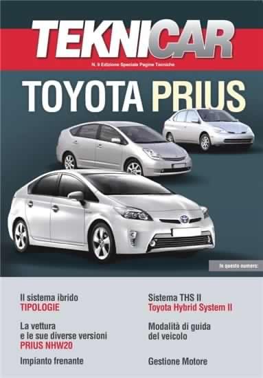 VOLUME 9 - Toyota Prius