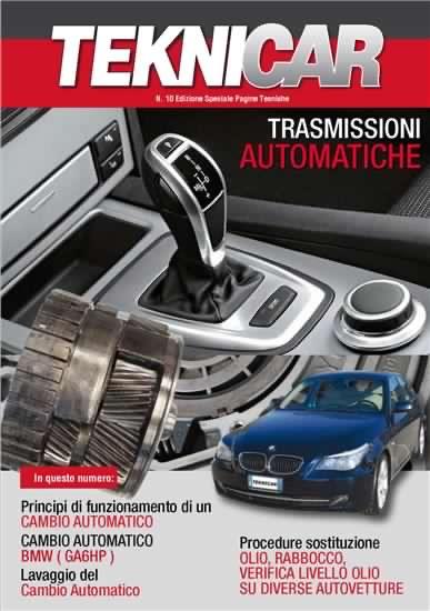 VOLUME 10 - Trasmissioni automatiche