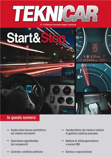 VOLUME 12 - Start & Stop