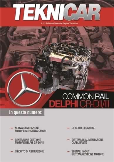 VOLUME 13 - Common Rail Delphi CR-DII/III