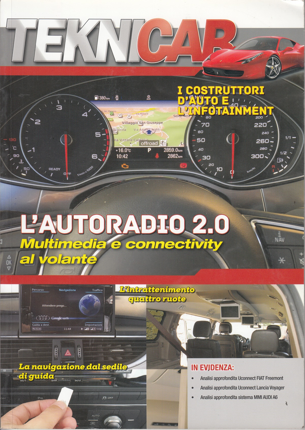 VOLUME 19 - L'Autoradio 2.0 multimedia e connectivity al volante