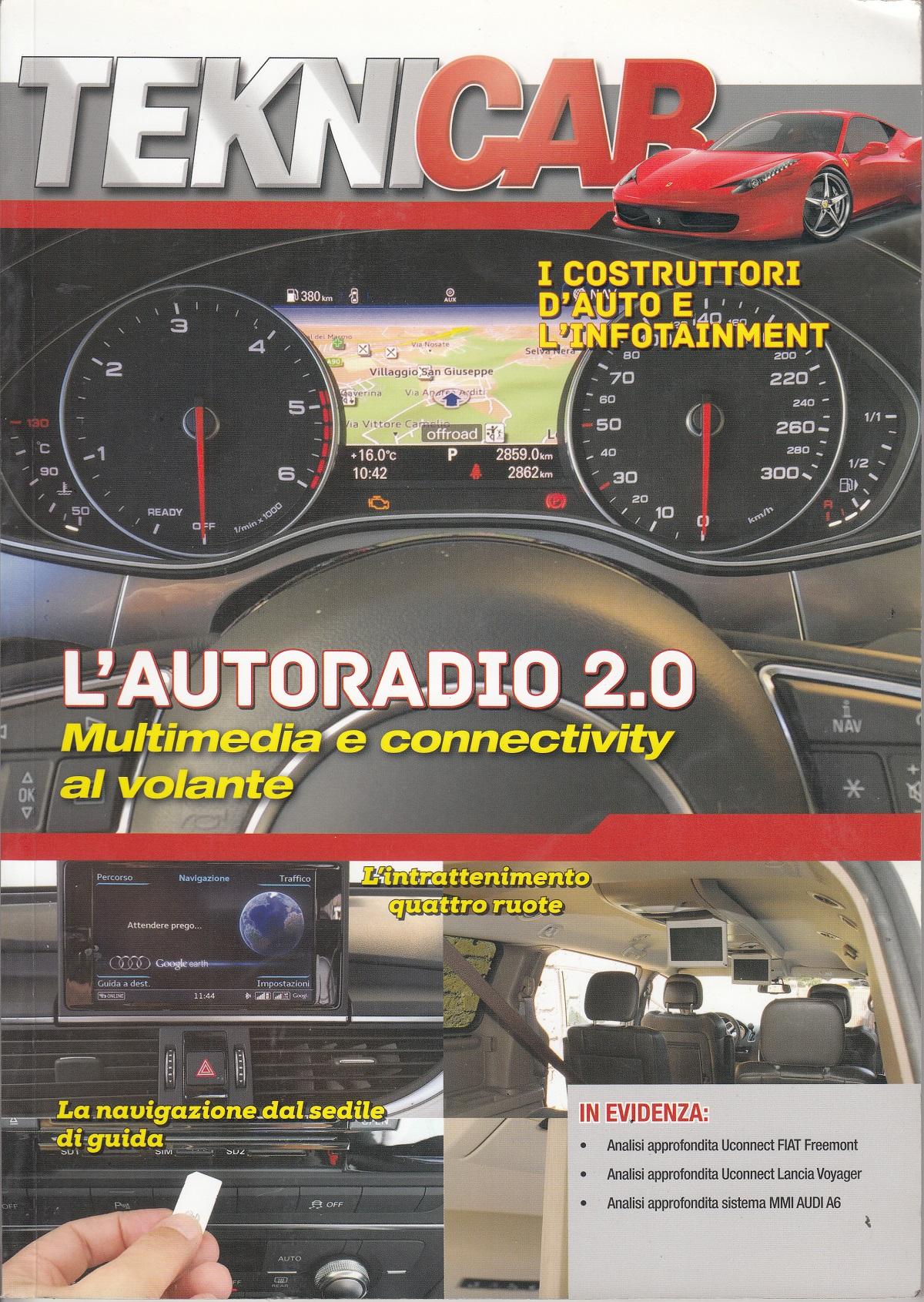 VOLUME 19 - L'Autoradio 2.0 multimedia e connectivity al volante