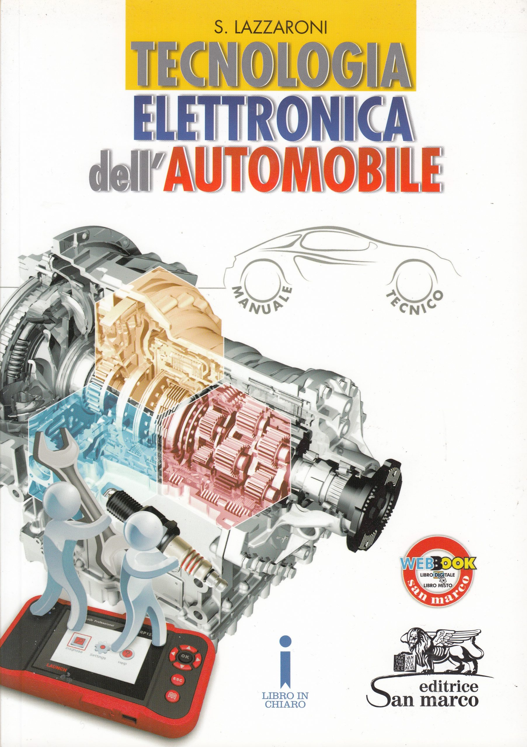 Tecnologia elettronica dell'automobile