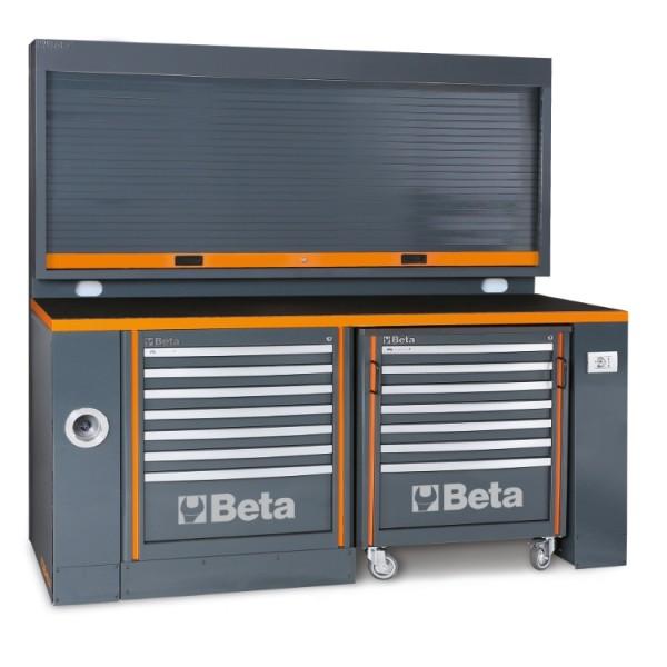 C55 Arredo Beta Utensili a due elementi
