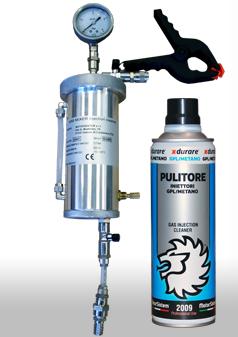 Gas Mixer Motorsistem Lavaggio Impianto a Gas