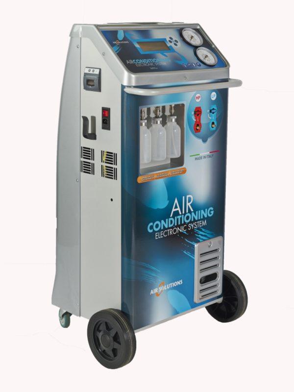 Stazione Aria Condizionata R134a e R1234yf Air Solutions